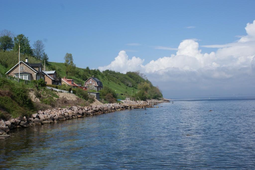Eine der schönsten Jugendherbergen Schwedens direkt am Meer