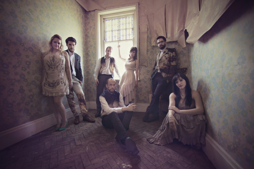 Swingle Singers - Foto Nedim_Nazerali