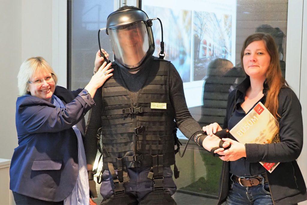 Barrierefreiheit Büsum